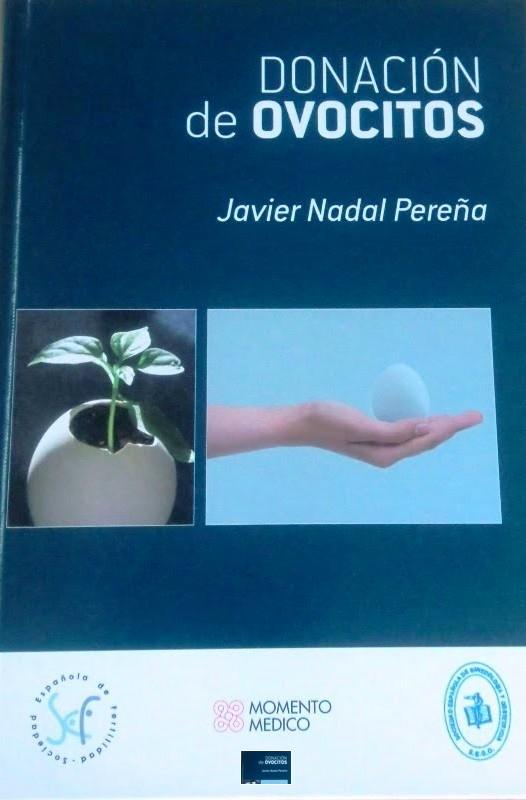 Libro Donación de Ovocitos