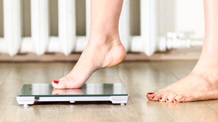 cambios de peso brusco y fertilidad