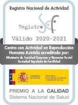 Sello SEF2018 Centro Colaborador